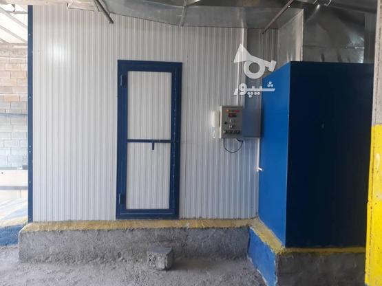 فروش یک دستگاه اتاق و کوره رنگ اتومبیل در گروه خرید و فروش خدمات و کسب و کار در تهران در شیپور-عکس4