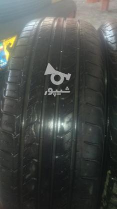 لاستیک سمند چینی سالم سالم بدونه پنچری  در گروه خرید و فروش وسایل نقلیه در مازندران در شیپور-عکس1