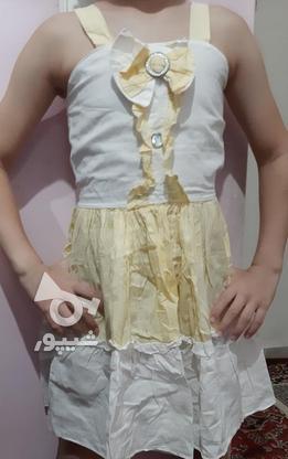 سارافون زیبا دخترانه  در گروه خرید و فروش لوازم شخصی در تهران در شیپور-عکس1