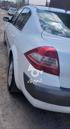 مگان اتومات مدل 90  در گروه خرید و فروش وسایل نقلیه در قزوین در شیپور-عکس3