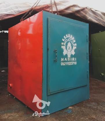 کوره به همراه دودسوز قوی ذغال  در گروه خرید و فروش صنعتی، اداری و تجاری در مازندران در شیپور-عکس5
