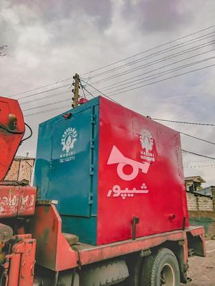 کوره به همراه دودسوز قوی ذغال  در گروه خرید و فروش صنعتی، اداری و تجاری در مازندران در شیپور-عکس6