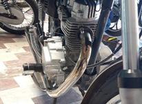 موتور سند سفید مدل 90 در شیپور-عکس کوچک