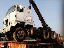 خریدار کشنده وکامیون فرسوده در شیپور