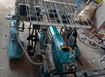 دستگاه کوبوتا 4 ردیفه در شیپور-عکس کوچک
