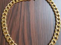 گردنبند کارتیر طلایی در شیپور-عکس کوچک