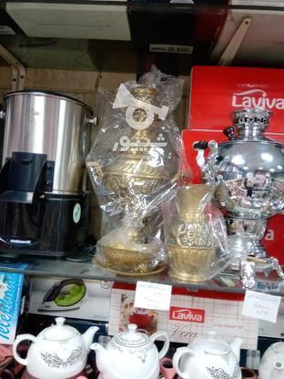 سماور زغالی کیهان در گروه خرید و فروش لوازم خانگی در تهران در شیپور-عکس1