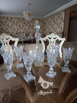 کریستال اصل چک PKتراش دست  در گروه خرید و فروش لوازم خانگی در تهران در شیپور-عکس3