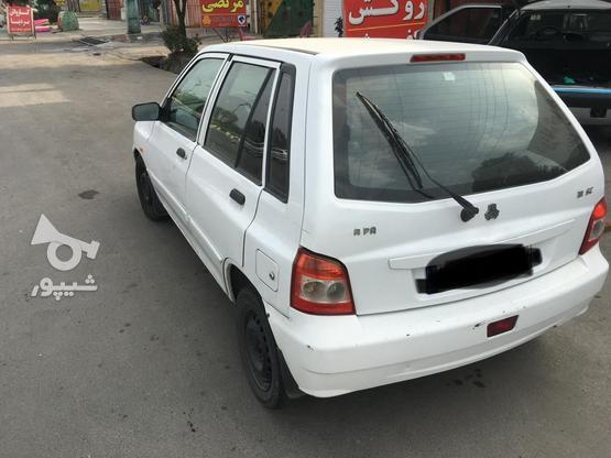 پراید 111 سفید 93 در گروه خرید و فروش وسایل نقلیه در مازندران در شیپور-عکس2