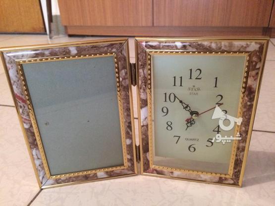 ساعت وقاب عکس17 در 12 انتیک  در گروه خرید و فروش لوازم خانگی در تهران در شیپور-عکس2