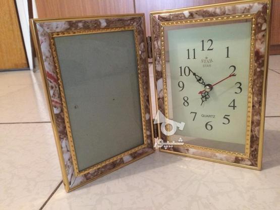 ساعت وقاب عکس17 در 12 انتیک  در گروه خرید و فروش لوازم خانگی در تهران در شیپور-عکس1