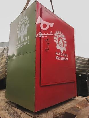 کوره با چند لایه عایق ذغال  در گروه خرید و فروش خدمات و کسب و کار در گیلان در شیپور-عکس1