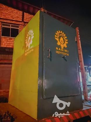 کوره با چند لایه عایق ذغال  در گروه خرید و فروش خدمات و کسب و کار در گیلان در شیپور-عکس7