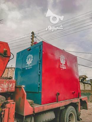 کوره با چند لایه عایق ذغال  در گروه خرید و فروش خدمات و کسب و کار در گیلان در شیپور-عکس5
