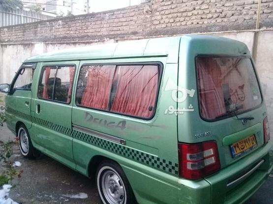 ون دلیکا مدل 86 در گروه خرید و فروش وسایل نقلیه در گلستان در شیپور-عکس6
