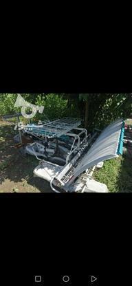 دستگاه نشا 6 ردیفه کوبوتا  در گروه خرید و فروش وسایل نقلیه در گیلان در شیپور-عکس1