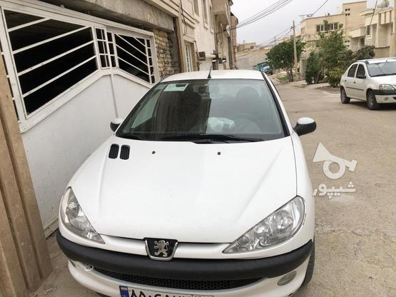 پژو 206تیپ 5مدل 94 در گروه خرید و فروش وسایل نقلیه در فارس در شیپور-عکس2