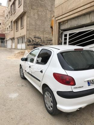 پژو 206تیپ 5مدل 94 در گروه خرید و فروش وسایل نقلیه در فارس در شیپور-عکس1