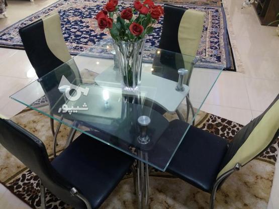 میز ناهارخوری 4نفره در گروه خرید و فروش لوازم خانگی در مازندران در شیپور-عکس2