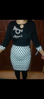 پیراهن نو سایز 36-38 در گروه خرید و فروش لوازم شخصی در گیلان در شیپور-عکس1