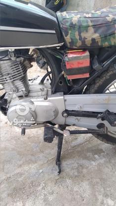 موتور 125 پلاک ملی  در گروه خرید و فروش وسایل نقلیه در اردبیل در شیپور-عکس7