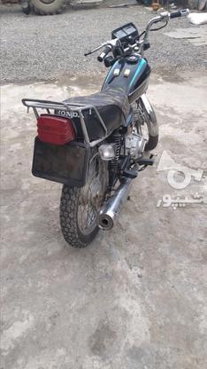 موتور 125 پلاک ملی  در گروه خرید و فروش وسایل نقلیه در اردبیل در شیپور-عکس3