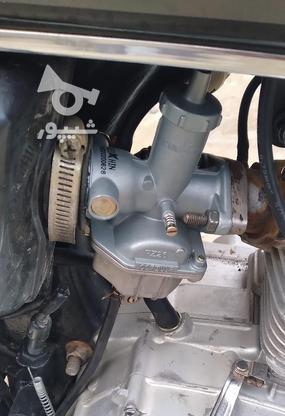 موتور 125 پلاک ملی  در گروه خرید و فروش وسایل نقلیه در اردبیل در شیپور-عکس8