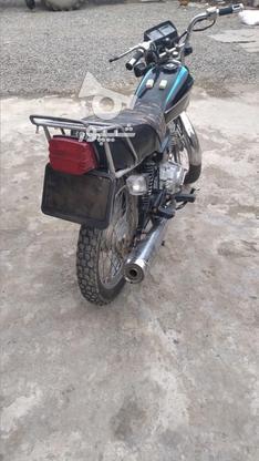 موتور 125 پلاک ملی  در گروه خرید و فروش وسایل نقلیه در اردبیل در شیپور-عکس2