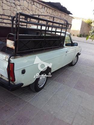 وانت پیکان مدل 86دوگانه فابریک  در گروه خرید و فروش وسایل نقلیه در فارس در شیپور-عکس2