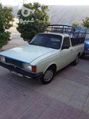 وانت پیکان مدل 86دوگانه فابریک  در گروه خرید و فروش وسایل نقلیه در فارس در شیپور-عکس3