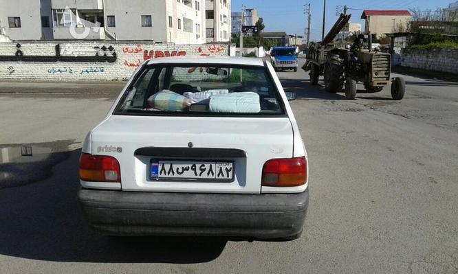 پراید 79بسیارعالی در گروه خرید و فروش وسایل نقلیه در مازندران در شیپور-عکس2