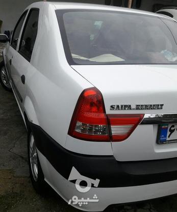 پارس تندر سفید رنگ مدل 96.بیرنگ در گروه خرید و فروش وسایل نقلیه در مازندران در شیپور-عکس2