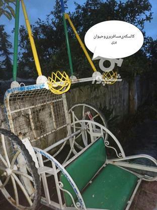 کالسکہ مسافر بری ساخت اصفہان در گروه خرید و فروش وسایل نقلیه در مازندران در شیپور-عکس1