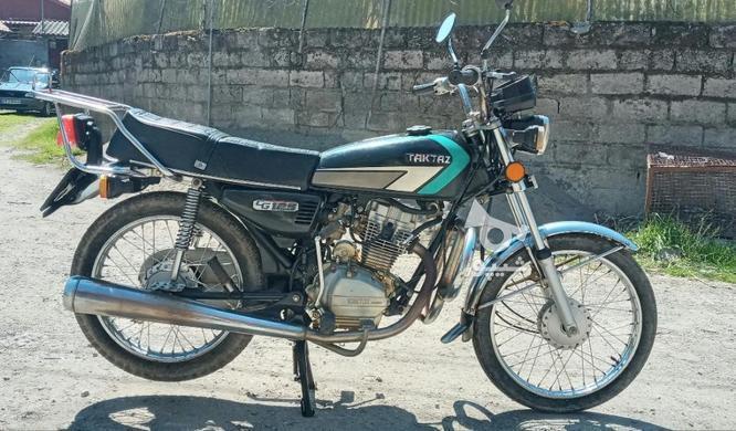 فروش موتورسیکلت مدل 94 در گروه خرید و فروش وسایل نقلیه در مازندران در شیپور-عکس2