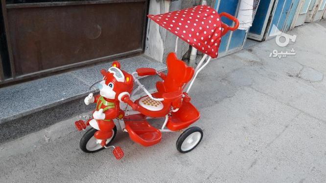 سه چرخه بی بی لند  در گروه خرید و فروش ورزش فرهنگ فراغت در همدان در شیپور-عکس1