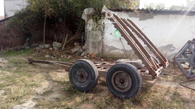 یدک کش چهار چرخ در گروه خرید و فروش وسایل نقلیه در مازندران در شیپور-عکس1