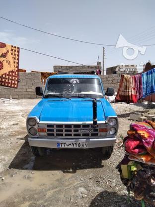 نیسان وانت 89 در گروه خرید و فروش وسایل نقلیه در سیستان و بلوچستان در شیپور-عکس1
