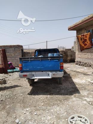نیسان وانت 89 در گروه خرید و فروش وسایل نقلیه در سیستان و بلوچستان در شیپور-عکس4