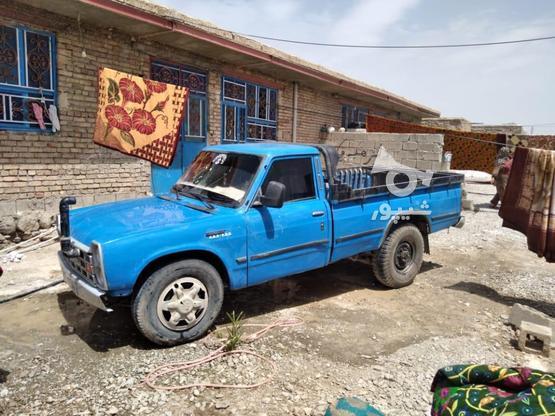 نیسان وانت 89 در گروه خرید و فروش وسایل نقلیه در سیستان و بلوچستان در شیپور-عکس5