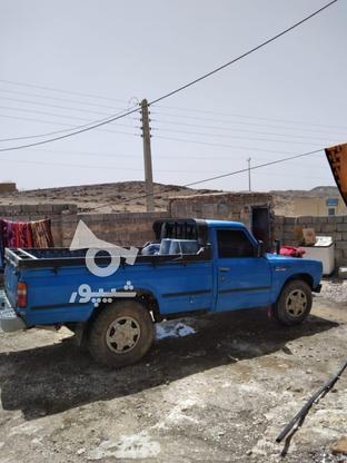 نیسان وانت 89 در گروه خرید و فروش وسایل نقلیه در سیستان و بلوچستان در شیپور-عکس3
