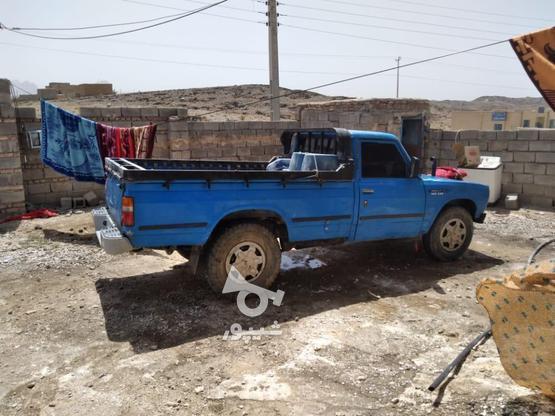 نیسان وانت 89 در گروه خرید و فروش وسایل نقلیه در سیستان و بلوچستان در شیپور-عکس8