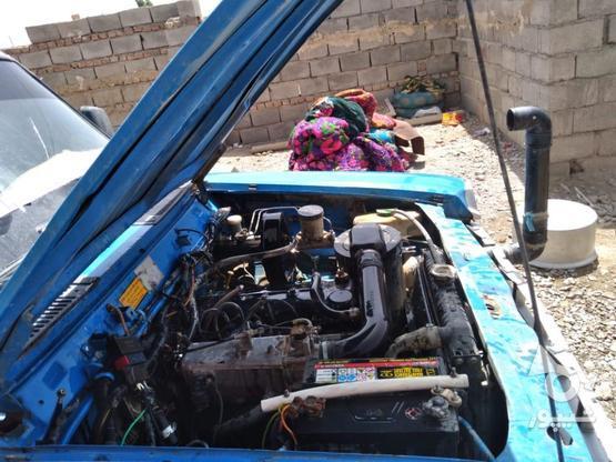 نیسان وانت 89 در گروه خرید و فروش وسایل نقلیه در سیستان و بلوچستان در شیپور-عکس2