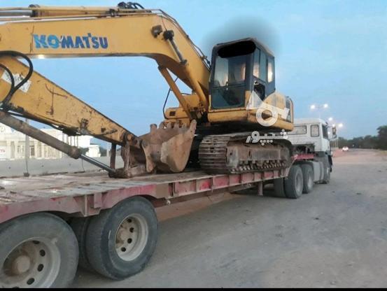 فروش بیل کوماتسو 200 خط 7 مدل 2003 در گروه خرید و فروش وسایل نقلیه در خوزستان در شیپور-عکس3