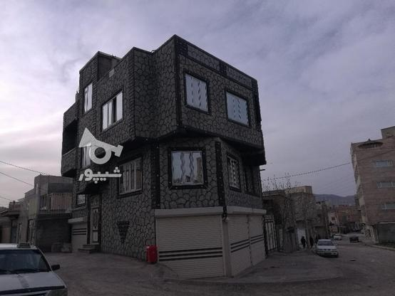خانه 3 طبقه بغل شهرک اخوان148 متری  در گروه خرید و فروش املاک در کردستان در شیپور-عکس1
