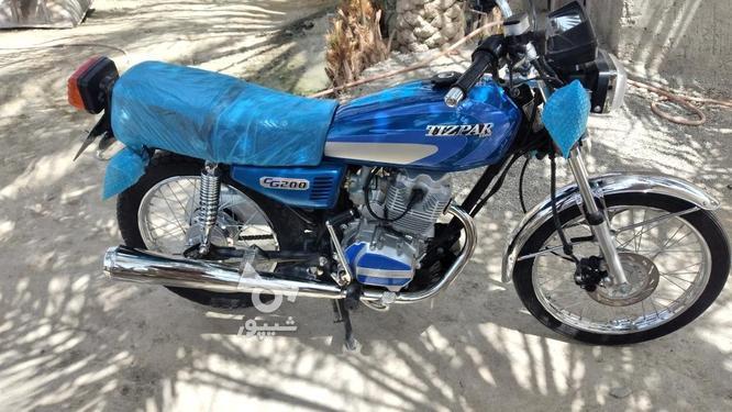 موتور تیزپر200 فروشی  در گروه خرید و فروش وسایل نقلیه در سیستان و بلوچستان در شیپور-عکس1