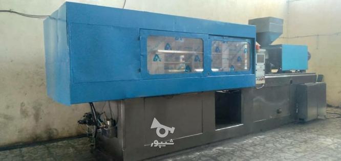 دستگاه تزریق پلاستیک 400 تن جک صلیبی در گروه خرید و فروش صنعتی، اداری و تجاری در مازندران در شیپور-عکس5