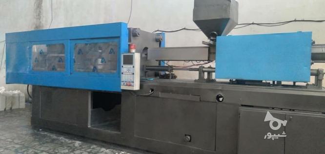 دستگاه تزریق پلاستیک 400 تن جک صلیبی در گروه خرید و فروش صنعتی، اداری و تجاری در مازندران در شیپور-عکس3