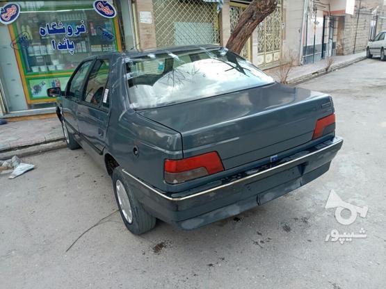 پژو405 دوگانه موتور تازه تعمیر  در گروه خرید و فروش وسایل نقلیه در آذربایجان غربی در شیپور-عکس4