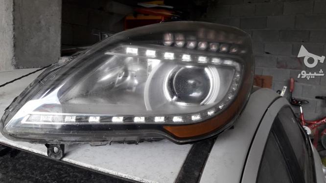 چراغ جلو سمت لیفان ایکس 50 در گروه خرید و فروش وسایل نقلیه در مازندران در شیپور-عکس1