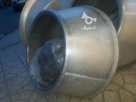 دیگ آلومینیومی چکشی بسیار ضخیم در گروه خرید و فروش لوازم خانگی در آذربایجان شرقی در شیپور-عکس1